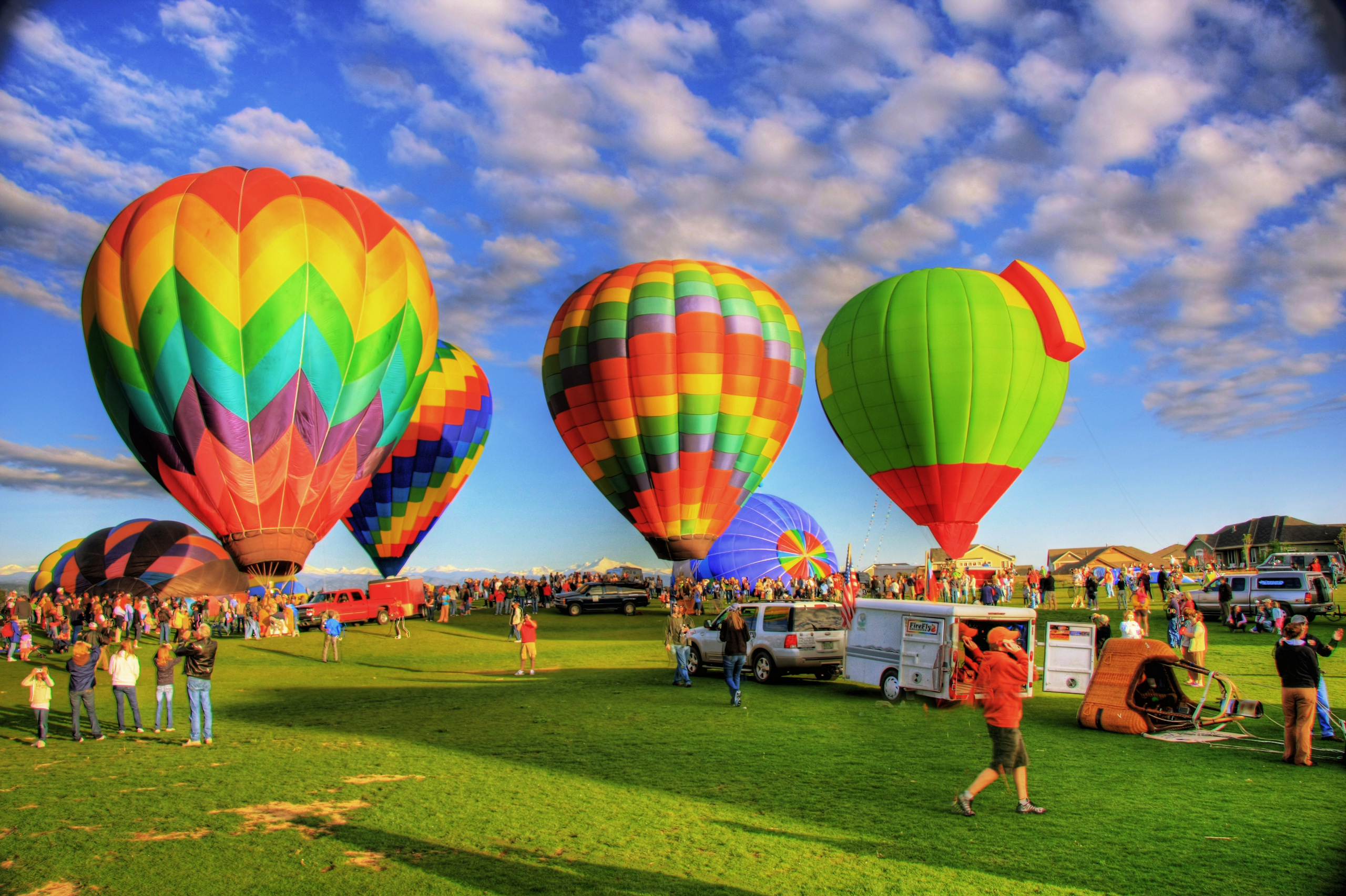 Colorful-balloons-